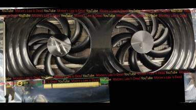Befutottak az első képek az Intel csúcskategóriás videokártyájáról kép