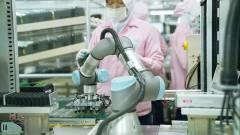 Az automatizálás lehetőségei az elektronikai iparban kép