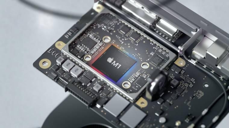 Tényleg silány SSD-k kerültek az Apple M1 processzorral szerelt Mac gépeibe? kép