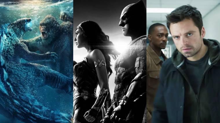 Milyen filmeket és sorozatokat várhatunk márciusra? bevezetőkép