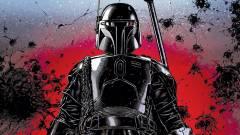 Ma leplezi le a Marvel Comics az új Boba Fett képregényt kép