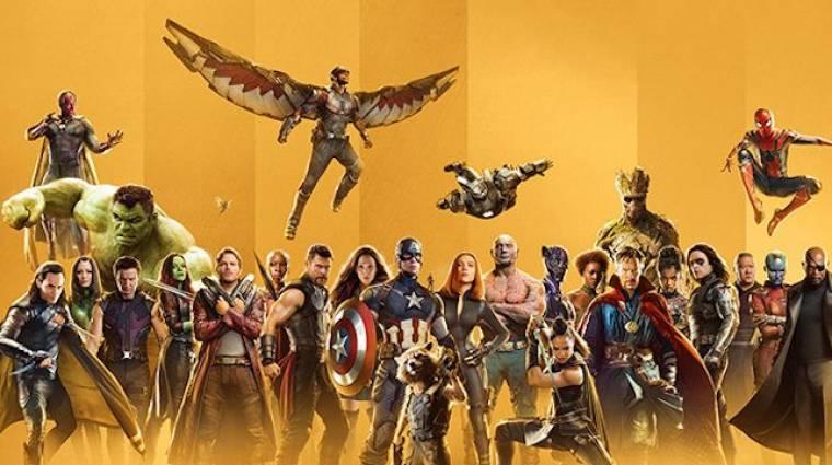 Hangulatos előzetessel ünnepli a mozit a Marvel kép