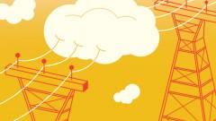 A felhőalapú számítástechnika számára energiaválság közeleg kép