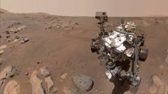 Helyreállt a kapcsolat a NASA és a Perseverance marsjáró között kép