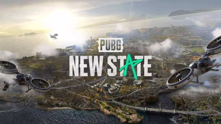 Új PlayerUnknown's Battlegrounds játék készül, a PUBG: New State a jövőbe kalauzol bennünket bevezetőkép