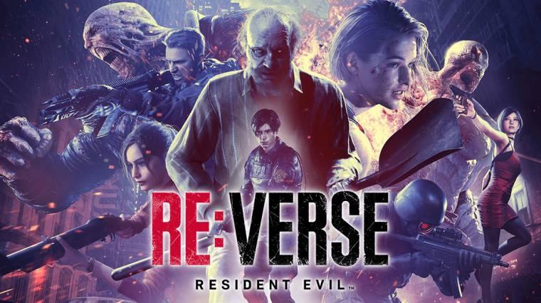 Két órán át nézhetjük a többjátékos Resident Evil vadhajtást bevezetőkép