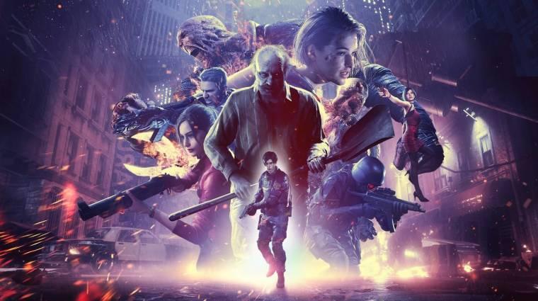 Kiderült, mikor érkezik a Resident Evil spin-off bevezetőkép