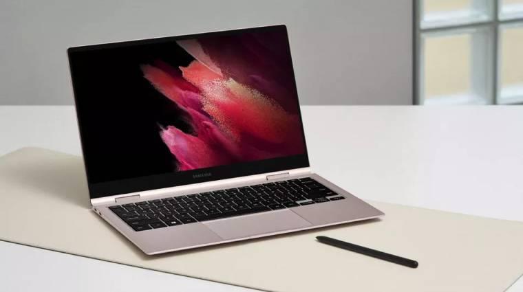Bemutatkoztak a Samsung Galaxy Book Pro laptopok, amik vékonyak, de erősek kép