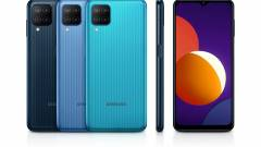 A Samsung bemutatta a Galaxy M12-t kép