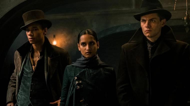 Hivatalos: érkezik a Shadow and Bone - Árnyék és Csont 2. évada a Netflixre kép