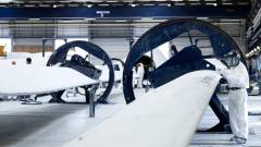 A világ legnagyobb szélturbinagyártójának minden lapátja teljesen újrahasznosítható lesz kép