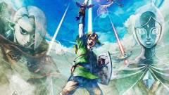 The Legend of Zelda: Skyward Sword HD teszt - égi csibészek kép