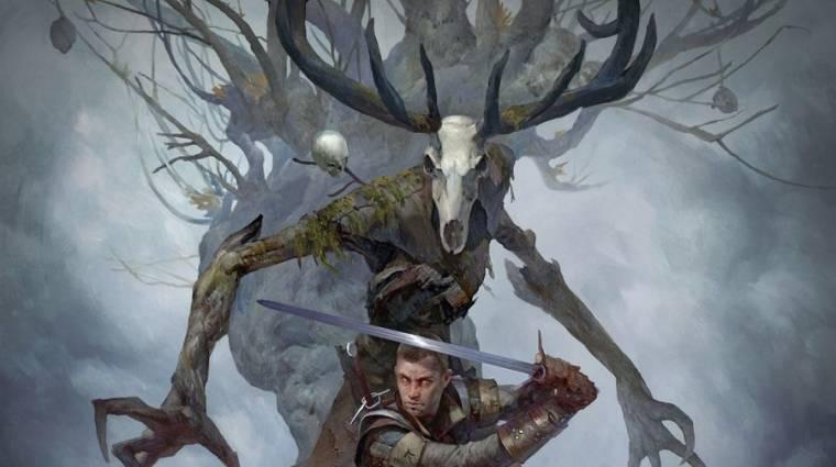 Új The Witcher társasjáték készül bevezetőkép