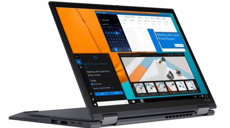 Így tette jobbá a ThinkPad notebookjait a Lenovo kép