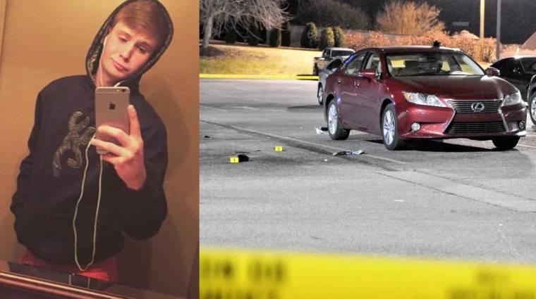 Lelőttek egy youtubert, aki tréfából késsel támadt egy csoportra bevezetőkép