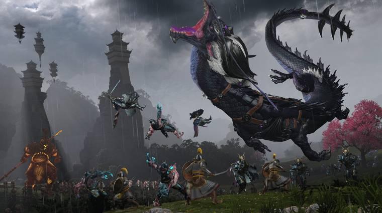 Trailerrel mutatkozott be a Total War: Warhammer 3 új frakciója bevezetőkép