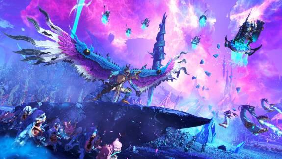 Újabb káoszistent és átdolgozott ostromokat mutatnak a Total War: Warhammer III trailerei kép