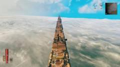 A Valheim egyik játékosa hidat épített a világ végéhez kép