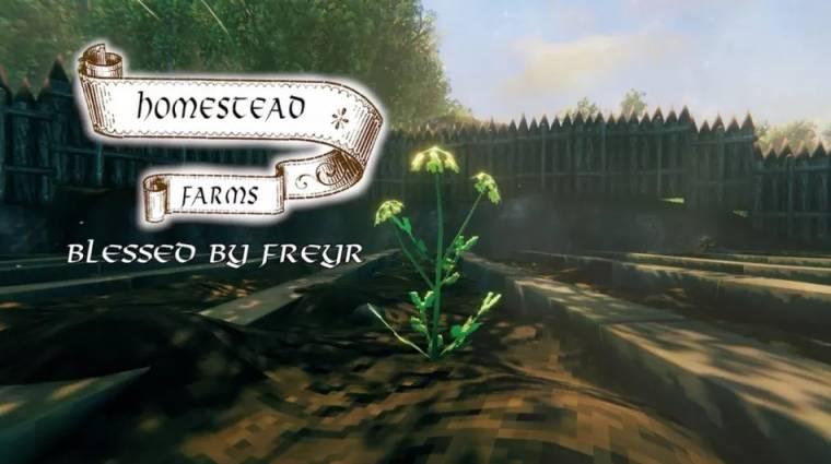 TV-be illő reklámokat készített egy Valheim-játékos a farmjának bevezetőkép