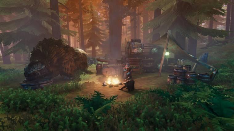 Egy vikinges játék lett a Steam és a Twitch egyik új kedvence bevezetőkép