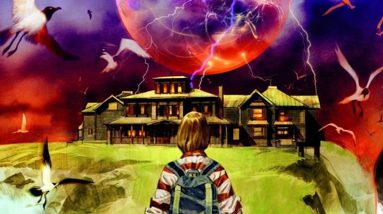 Spielberg a Stranger Things alkotóival készít feldolgozást Stephen King fantasyjéből kép