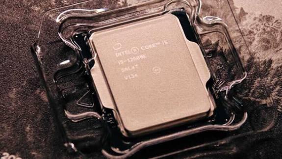 Képeken az Intel Alder Lake processzorok kép