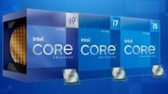 Nem lesznek olcsók az Intel Alder Lake processzorok kép
