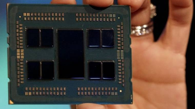 Nem fizetett a Gigabyte, a zsarolók kiszivárogtatták a következő AMD Epyc processzort kép