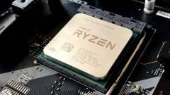 A harmadik negyedévben több pénzt keresett az AMD, mint 2016-ban összesen kép