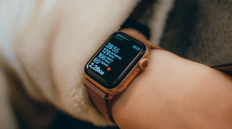 Az Apple Watchtól tudta meg egy nő, hogy szívrohama volt kép