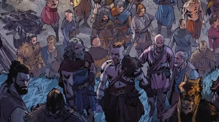 Ebben a könyvben az Assassin's Creed bérgyilkosát kell megkeresned a tömegben bevezetőkép