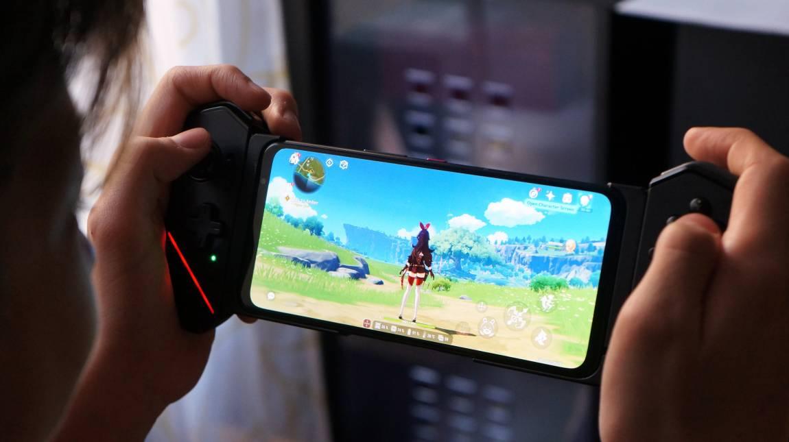 ASUS ROG Phone 5 teszt - csak a gaming kép