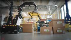 A Boston Dynamics új robotja, Stretch raktárakban fog a hónap dolgozója címre hajtani kép