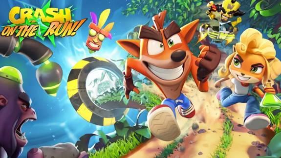Crash Bandicoot: On the Run! és még 15 mobiljáték, amire érdemes figyelni! kép