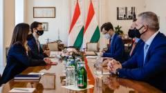 Megbeszélést folytatott a Google magyarországi vezetőivel az igazságügyi miniszter kép