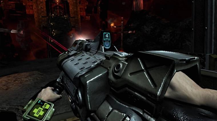 Hat PSVR-os játékot jelentett be a Sony, jön a Doom 3 VR is bevezetőkép
