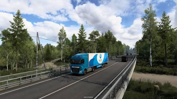 Ha leugranál kamionnal Oroszországba, virtuálisan nemsokára megteheted kép