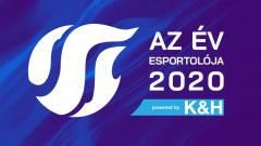 Átadták a K&H Az Év Esportolója 2020 díjait kép