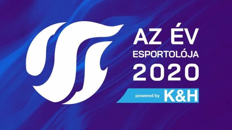 Átadták a K&H Az Év Esportolója 2020 díjait bevezetőkép