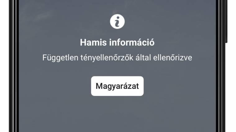 Egyetlen fős különítménnyel harcol a Facebook a magyar álhírek ellen kép