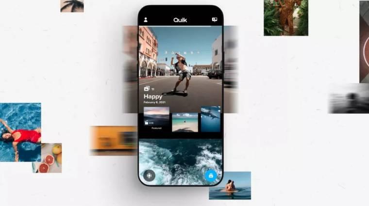 Kamera nélkül is igen érdekes a GoPro mobilapplikációja kép