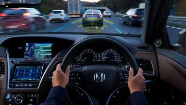 A Honda nagyon nagyot lépett önvezető autók terén kép