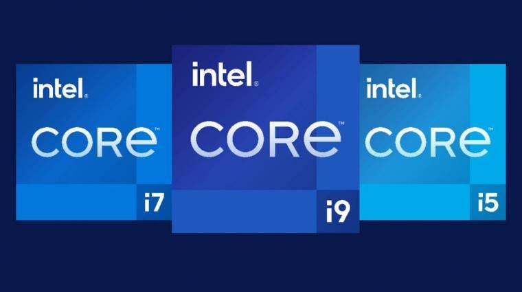 Alaposan felkészül a 11. generációs Core processzorok startjára az Intel kép