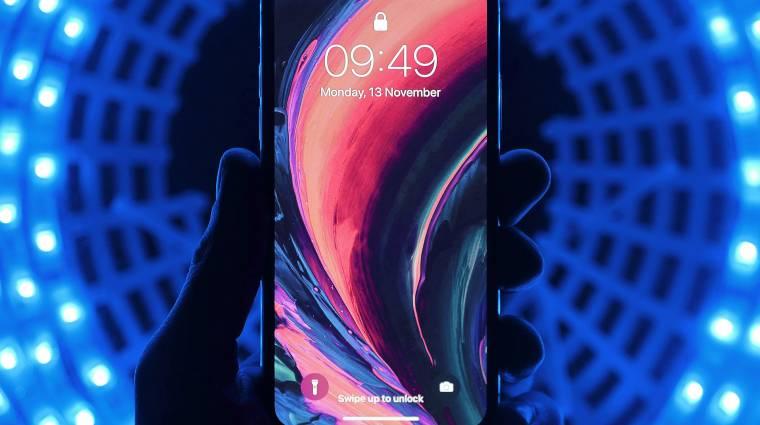 Egészen bizarr dizájnt védetett le az Apple az iPhone-hoz kép
