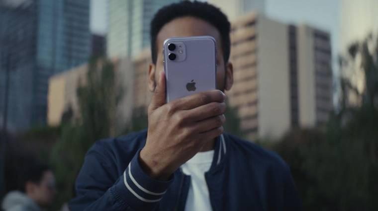 Egy közvéleménykutatás szerint tízből kilenc amerikai tinédzsernek iPhone-ja van kép
