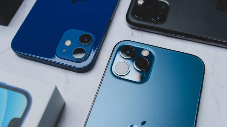 Érdemes óvni az iPhone-okat a motorozástól, komolyan sérülhetnek a telefonok kamerái kép