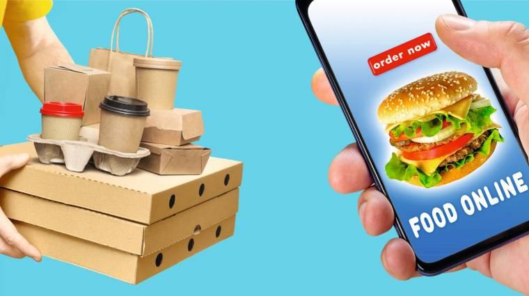 Online ételrendelés - mennyire könnyű és kényelmes 2021-ben? kép