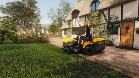 Lawn Mowing Simulator infódoboz