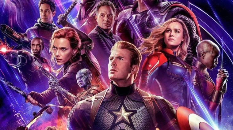 Egy felmérés szerint a Bosszúállók: Végjáték a legjobb szuperhősfilm kép