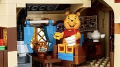 Rendkívül cuki és nem kimondottan olcsó Micimackó LEGO készlete kép